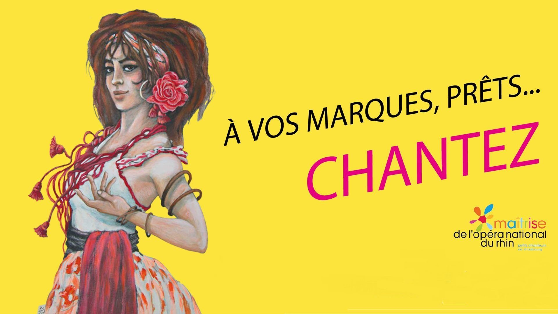 A vos marques, prêts… Chantez Carmen !
